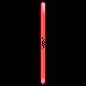 10 Inch Glow Sticks - Red