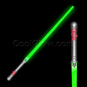 LED Light Saber - Green