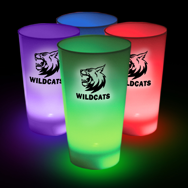 Glow LED Cup - 16oz Multicolor